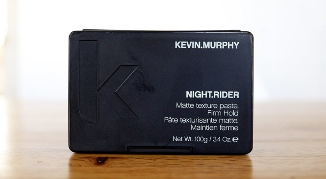 KEVIN MURPHY NIGHT RIDER HONEST REVIEW | MENS HAIR PRODUCT REVIEW