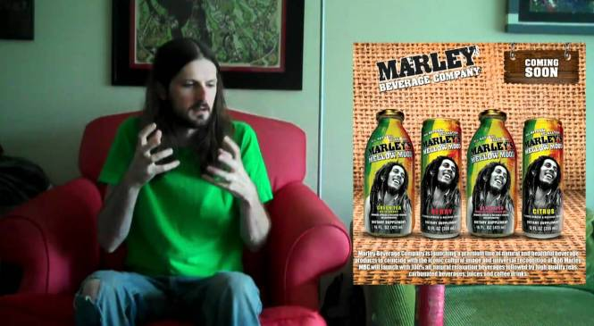 sodagiant Episode 94: Marley's Mellow Mood Berry Beverage Review