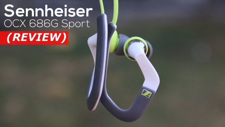 Sennheiser OCX 686G/686i Sport Headphones REVIEW