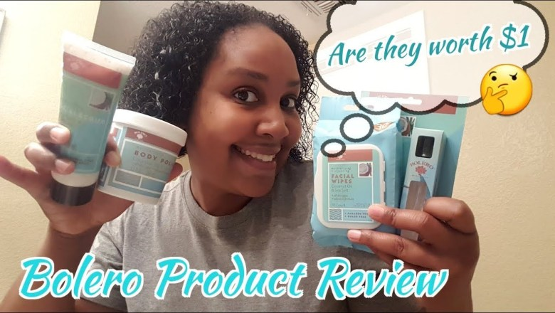 Bolero Product Review | Are they Worth $1🤔