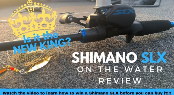 Shimano SLX Baitcasting Reel Product Review