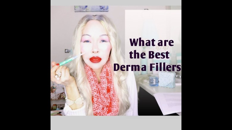 WHAT ARE THE BEST DERMA FILLERS-Plus Product Review