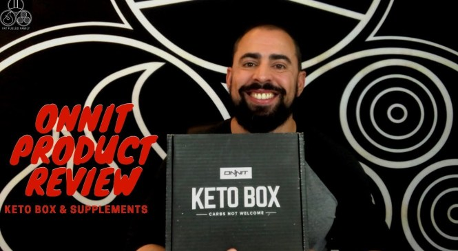 Onnit Keto Box & Supplements Product Review