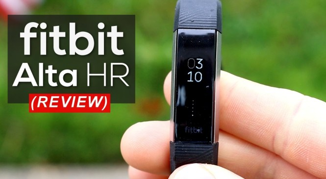 Fitbit Alta HR Review – RIZKNOWS Fitness Tracker Reviews