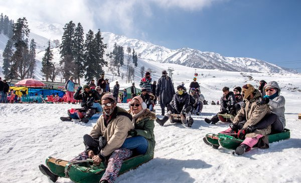 A Family Ski Adventure in the Himalayas