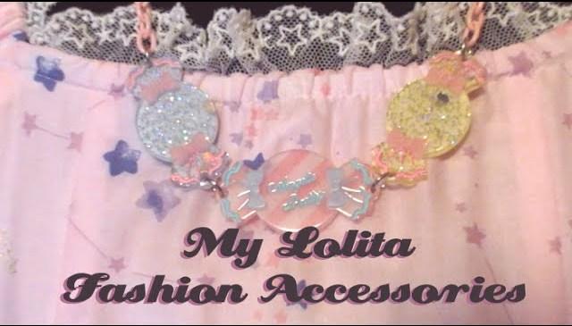 My Lolita Fashion Accessories ☾✯