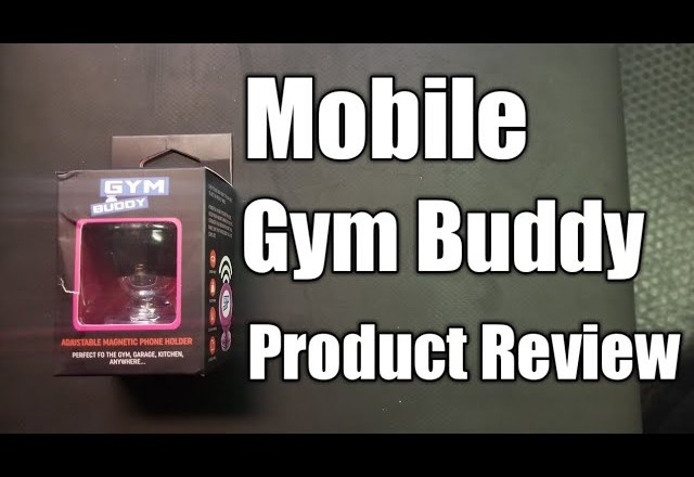 Product Review | Mobile Gym Buddy