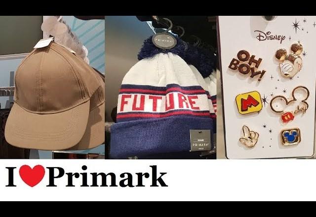 Primark Fashion Accessories for Women & Men | January 2019 | I❤Primark