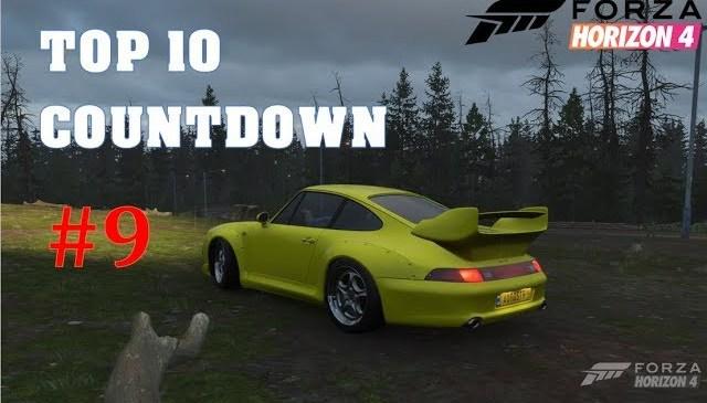 Forza Horizon 4 – Automotive Stories's Top 10 Cars Countdown | #9: Porsche GT2