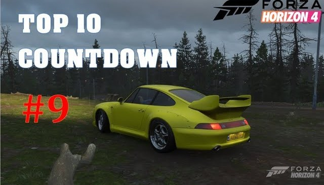 Forza Horizon 4 – Automotive Stories's Top 10 Cars Countdown | #9: Porsche GT2