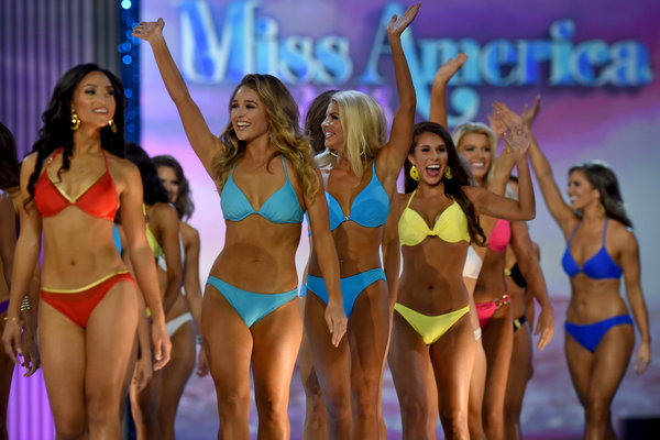 The Bikini Contest Is Over, but We Are Living Inside the Beauty Pageant