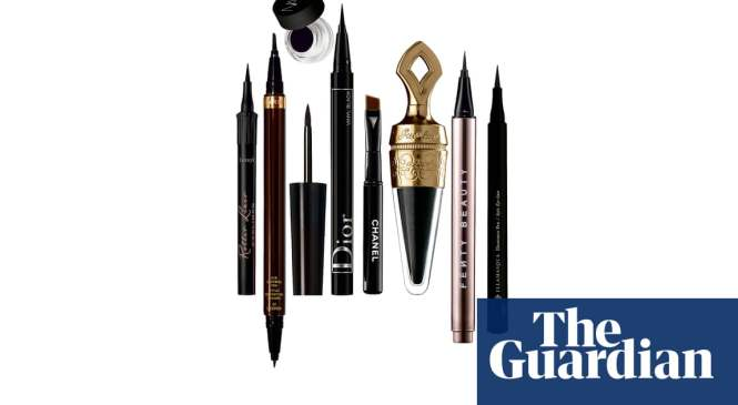 Line up: the season's best new eyeliners – in pictures