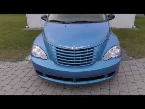 This 2009 Chrysler PT Cruiser Wagon is the automotive equivalent of the Macarena