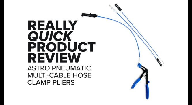 Astro Pneumatic Multi-Cable Hose Clamp Pliers – Uses and Product Review