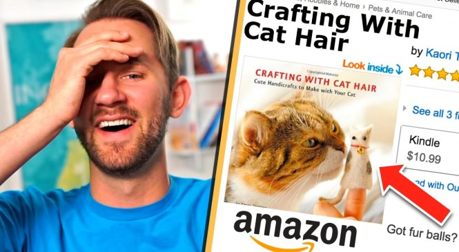 10 Hilariously Strange Amazon Products & Reviews!