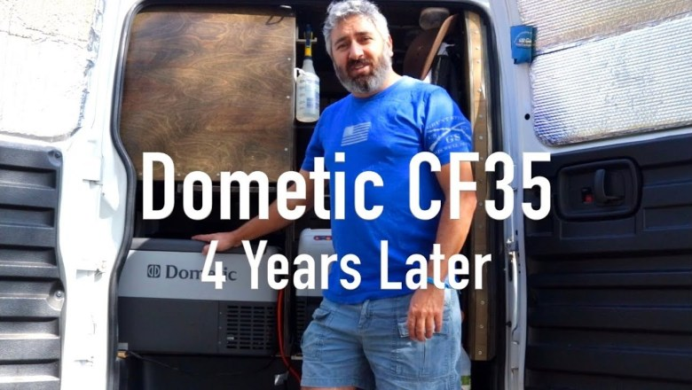 Dometic CF35: 4 Years Later! Van Life Product Review!