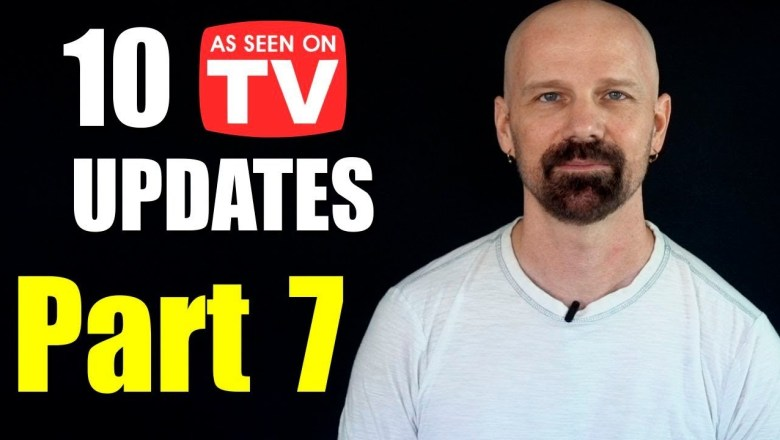 10 As Seen on TV Product Review Updates, Part 7