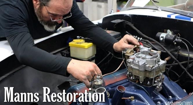 Award-winning Automotive Restoration – Manns Restoration – Festus, MO