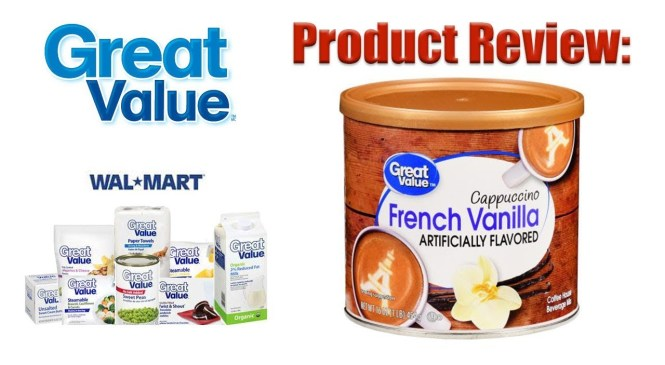Great Value French Vanilla Cappuccino Beverage Mix, 16 oz Product Review: Is It Worth Buying?
