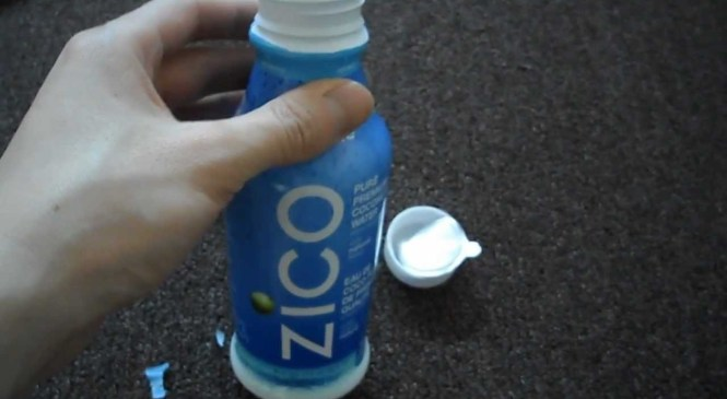 Review Zico Pure 100% Premium Coconut Water Drink Beverage electrolyte Hydration natural Fresh
