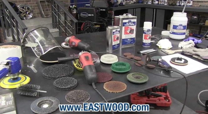 Automotive Paint Removal – Tips & Products You Need and How To Use Them – PART 2 of 2 – Eastwood