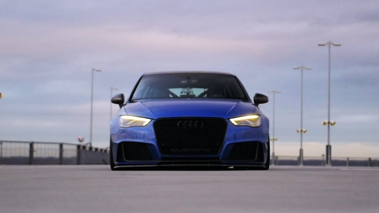 RS3 – CarVid by JMF Automotive
