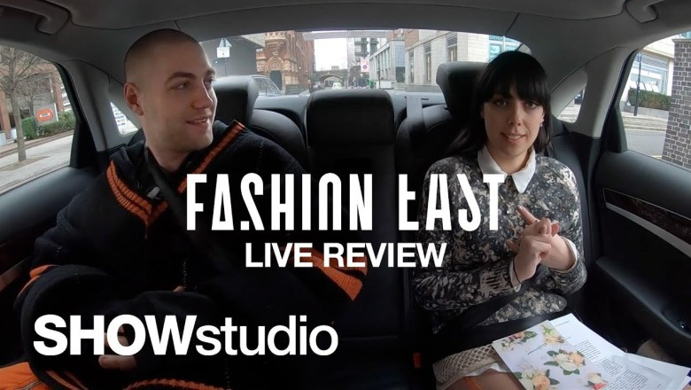 Fashion East – Autumn / Winter 2019 Womenswear Live Review