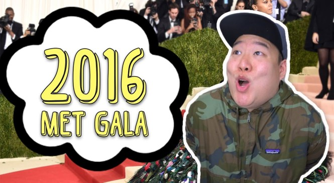 FASHION REVIEW OF THE 2016 MET GALA!