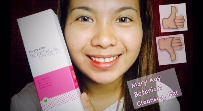 Mary Kay Cleansing Gel   Product Review  Taglish