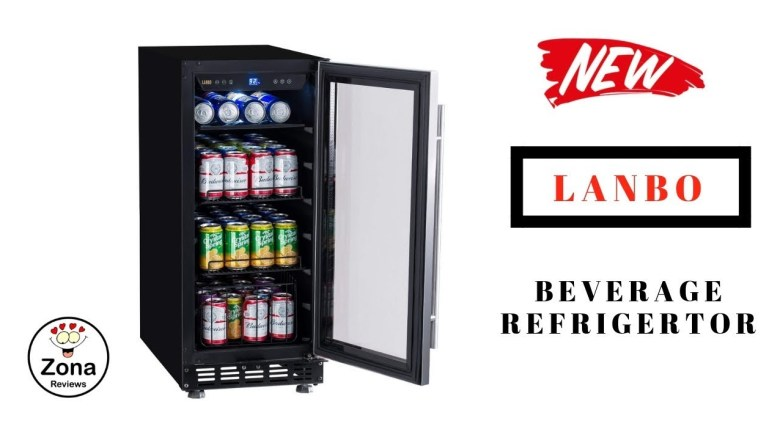 😍 LANBO      ❤️   15″ Beverage Refrigerator – Review    ✅