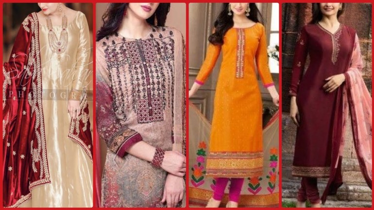 Latest Top Stylish Casual Kurti Designs  For Girls 2019//Fashion Trend Video