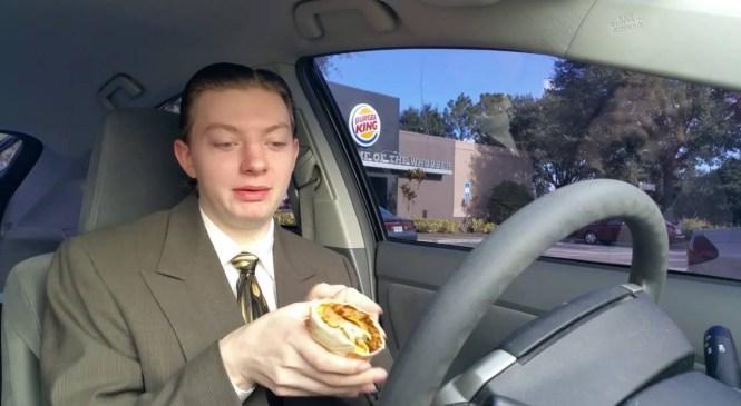 Burger King Whopperito – Food Review
