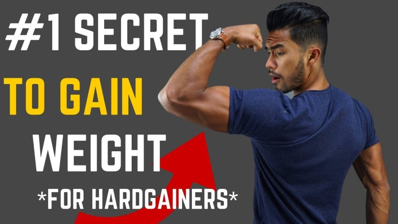 The #1 Trick to Gain Muscle for Skinny Guys | The Best Tip for Hard Gainers