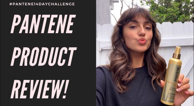 Pantene Product Review