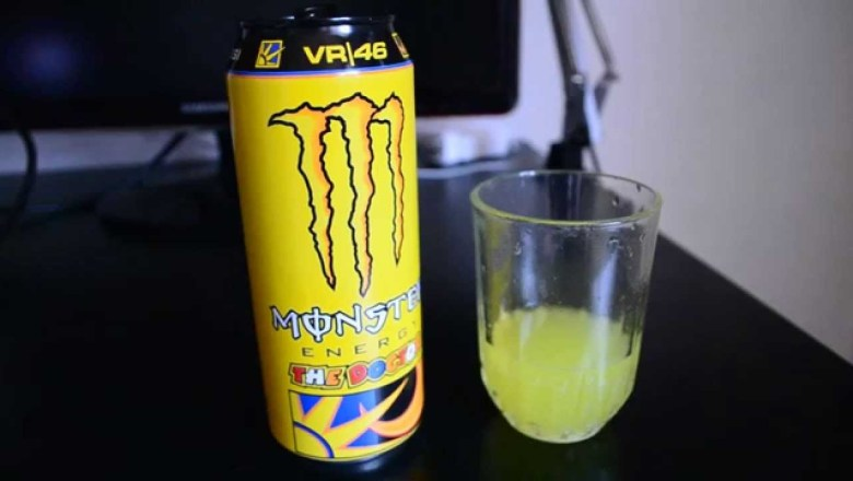 Monster The Doctor – Energy Drink Review