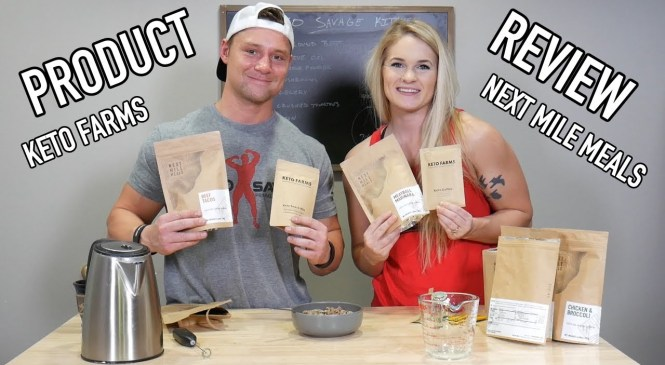 Product Review Of Keto Farms And Next Mile Meals | 2.24.19