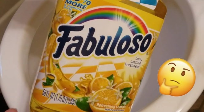 Fabuloso 'Refreshing Lemon' | Product Review & Demo