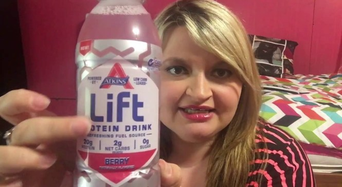 Atkins Lift Protein Drink Review – for WLS or VSG patients