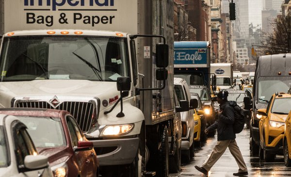 N.Y. Today: Why Congestion Pricing Might Get the Green Light