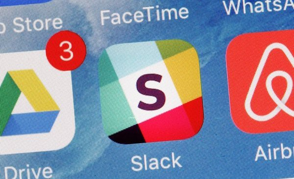 Slack Files for Public Offering, Joining Silicon Valley's Stock Market Rush