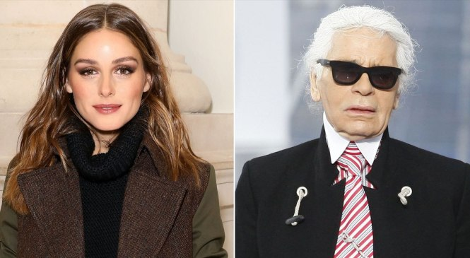 One of Karl Lagerfeld's Last Collaborations — with Style Star Olivia Palermo — Will Debut in June