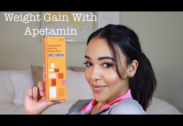 PRODUCT REVIEW APETAMIN WEIGHT GAIN
