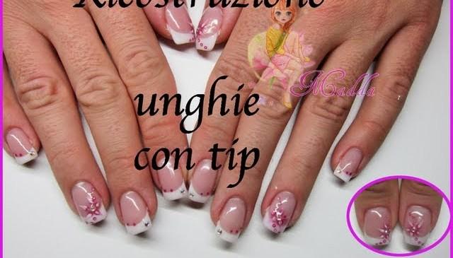 Tutorial – Ricostruzione unghie con Tip trasparente trifasico || Madda.fashion