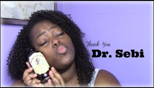 How to cure fibroids/ Dr Sebi product review | Iron Plus | SimplyRhasha