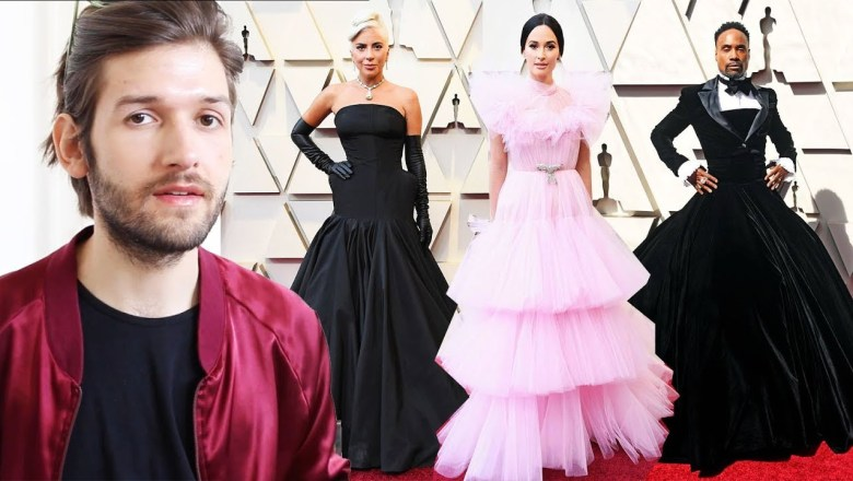 2019 Oscars Fashion Review | Michael Buchinger
