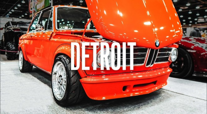 A DAY IN DETROIT   an automotive vlog