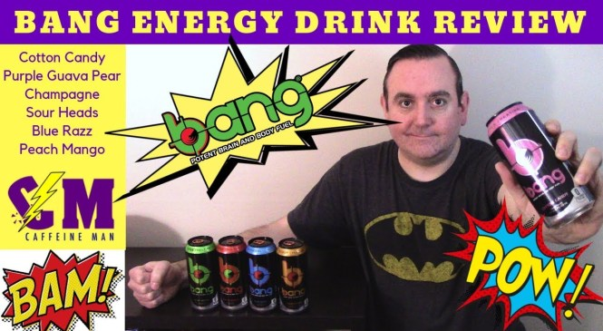 Is bang energy drink good for you? Bang Energy Drink Review