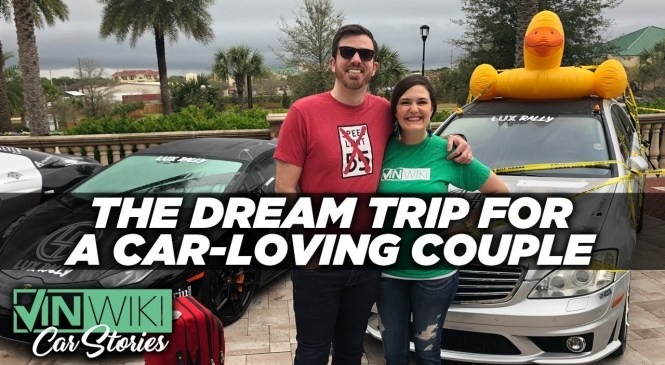Is this the best couples automotive vacation?