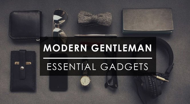 5 AMAZING Accessories For the Modern Gentleman ◈ 2019 ◈