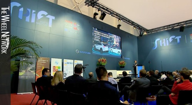 Shift Automotive Forum – 2019 Geneva Motor Show
